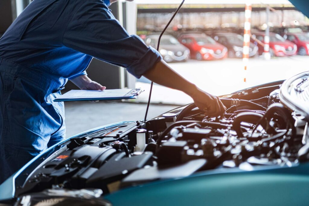 car engine repairs and maintenance
