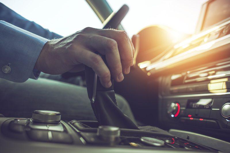 Automatic car transmission